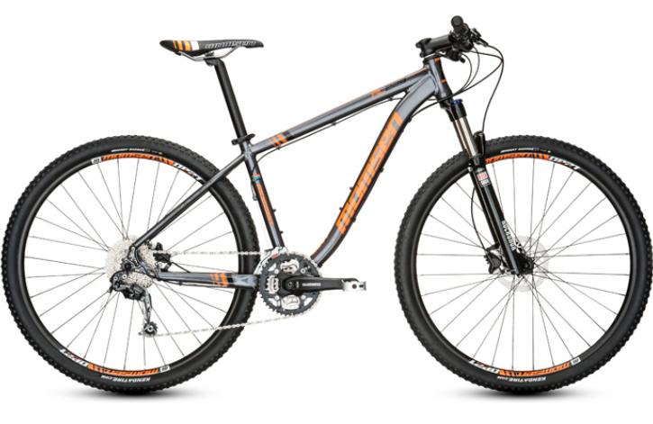 Momsen AL229 RACE READY, AIR FORK WITH 27SPEED R11,750