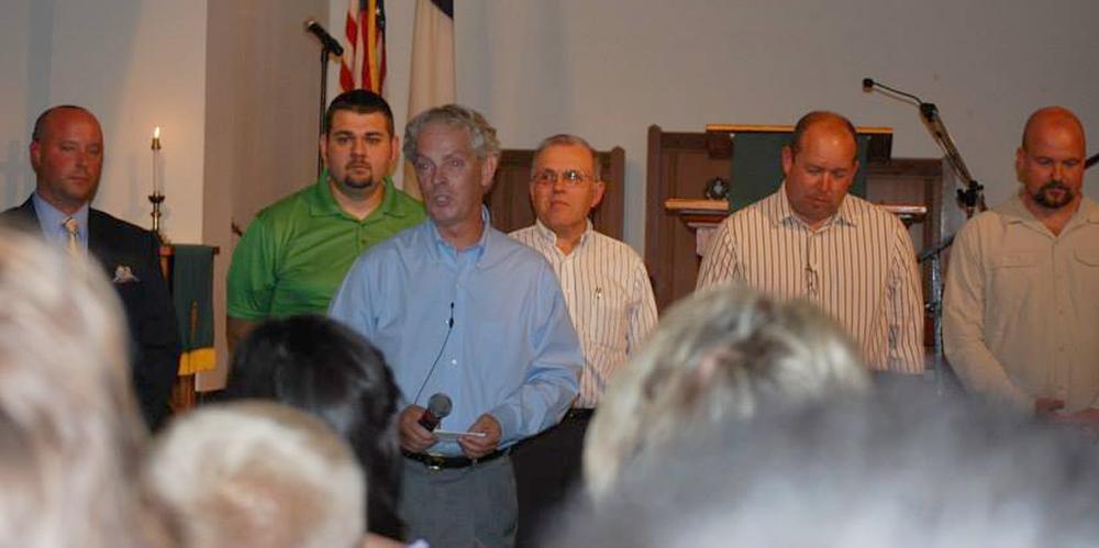 Back to School Prayer Service 2014 - Pastors e.jpg