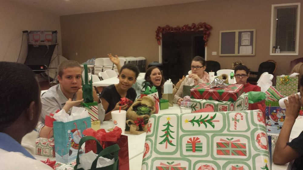 Christmas Party - Dec 2014