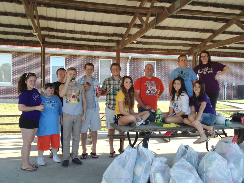 Community Clean-Up Day - Sep 2014