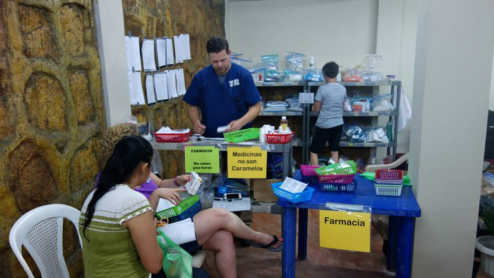 Honduras Medical Mission - Aug 2014