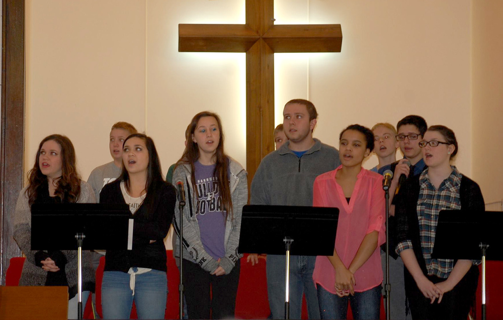 Youth Led Worship Service - Feb 2015