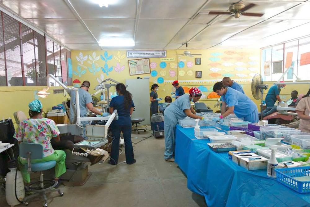 Jamaica Medical Mission - Jul 2015