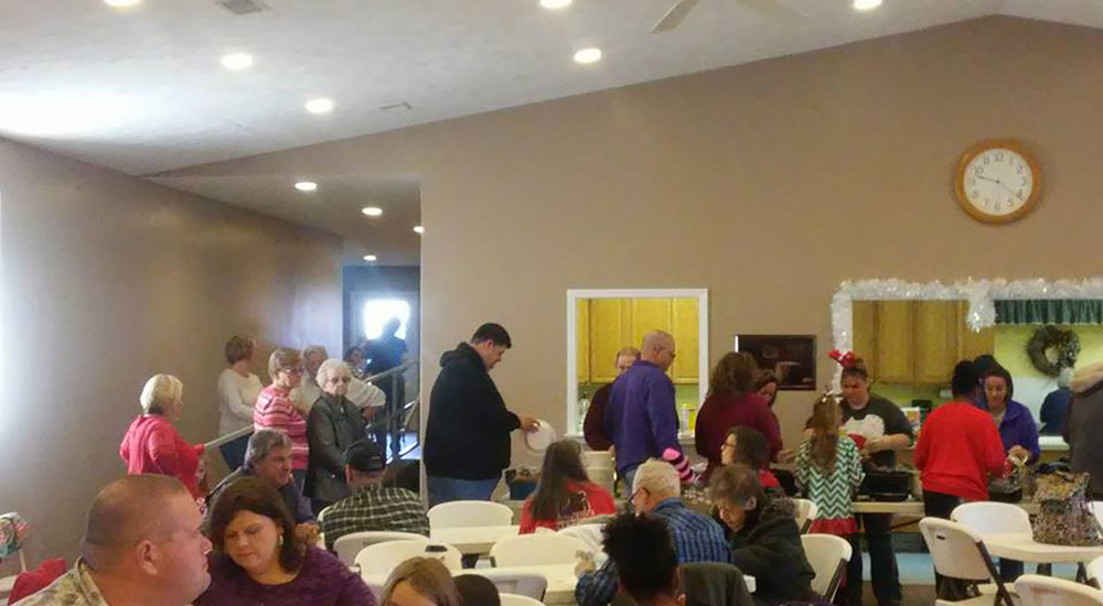 Community Christmas Breakfast - Dec 2016