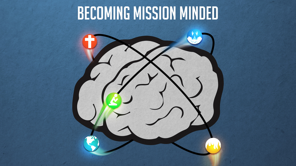 Becoming Mission Minded Series - Dr Curt Dodd