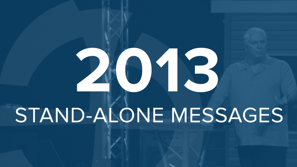 2013 Stand-Alone Messages - Dr Curt Dodd & Staff