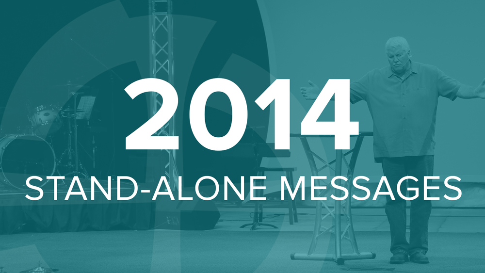 2014 Stand-Alone Messages