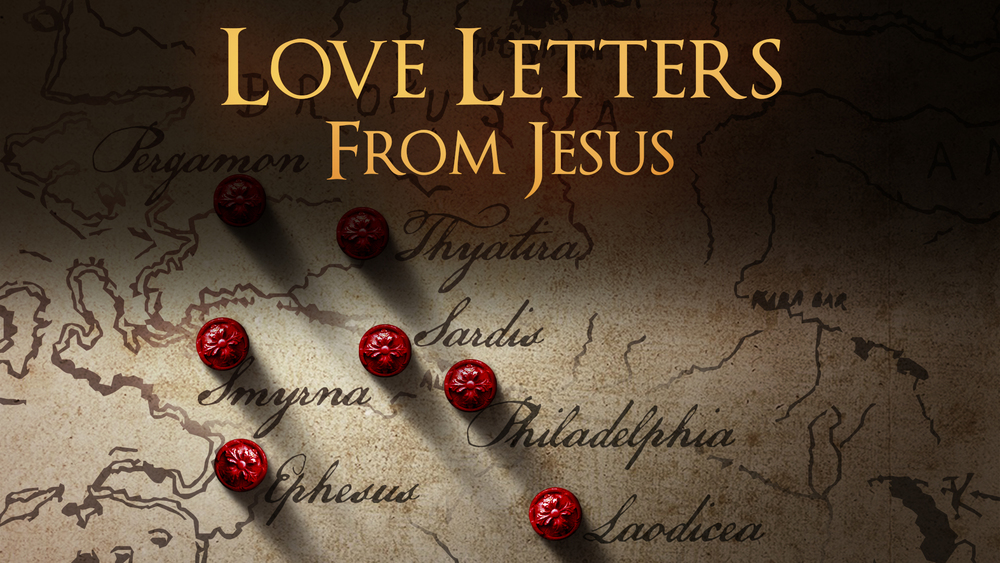 Love Letters From Jesus Series - Dr Curt Dodd