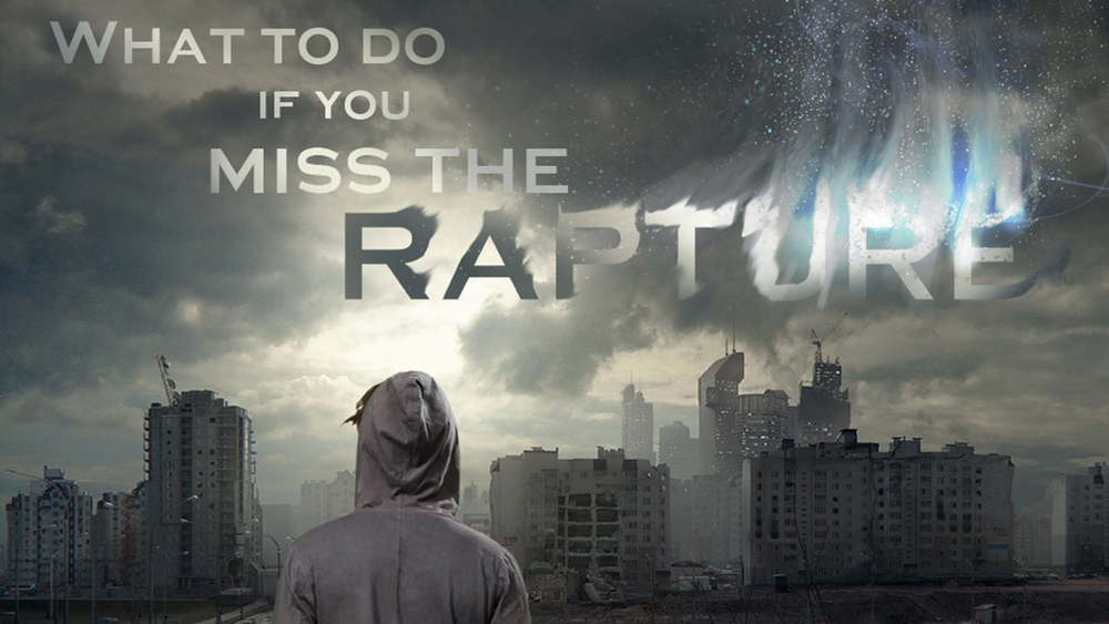 The Rapture Series - Dr Curt Dodd