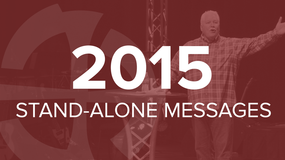 2015 Stand-Alone Messages - Dr Curt Dodd & Staff