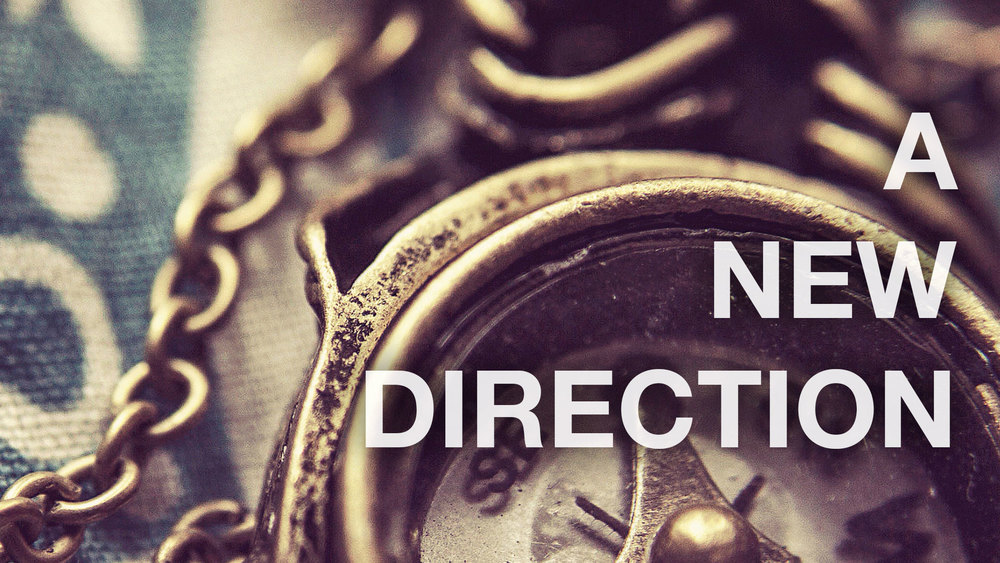 A New Direction - Mike Wenig