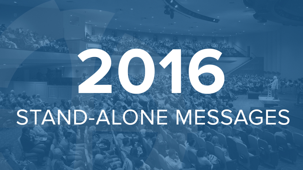 2016 Stand Alone Messages - Dr Curt Dodd & Staff