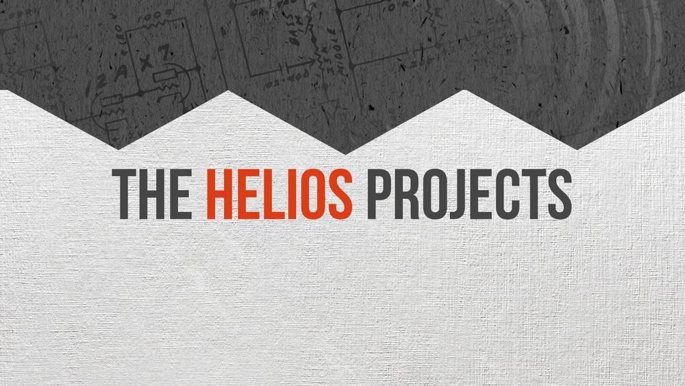 Helios Sunday -Dr Woodrow Kroll