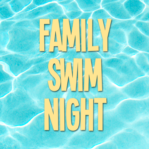 "Image result for ""family swim night"""