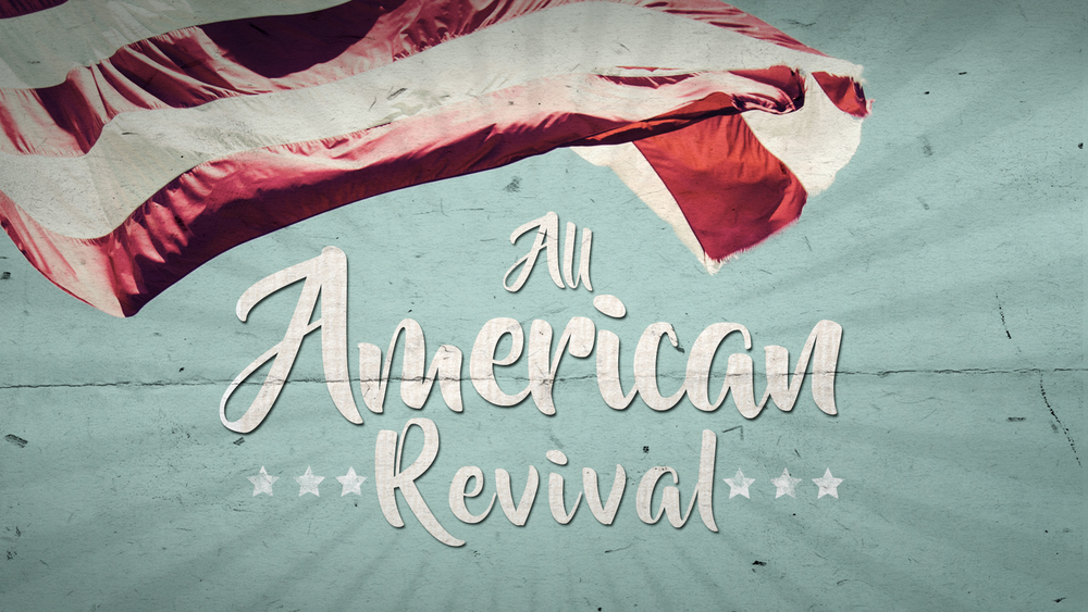 All American Revival - Dr Curt Dodd