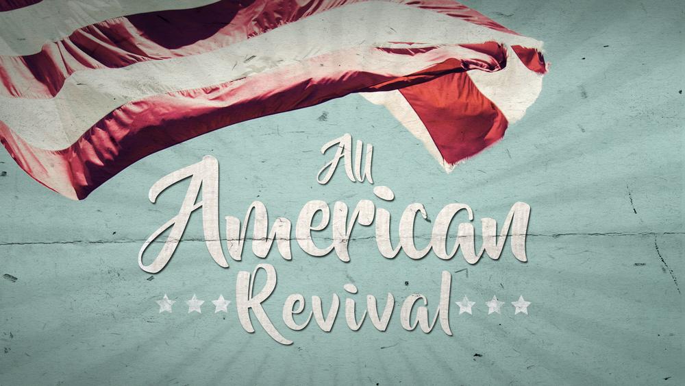 All American Revival - Dr Curt Dodd