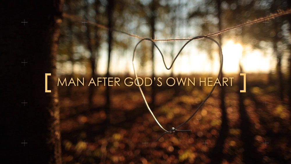 Man After God's Own Heart - Byron Cutrer