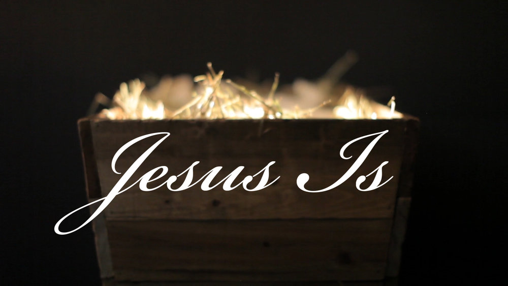 Jesus Is - Brian Haston