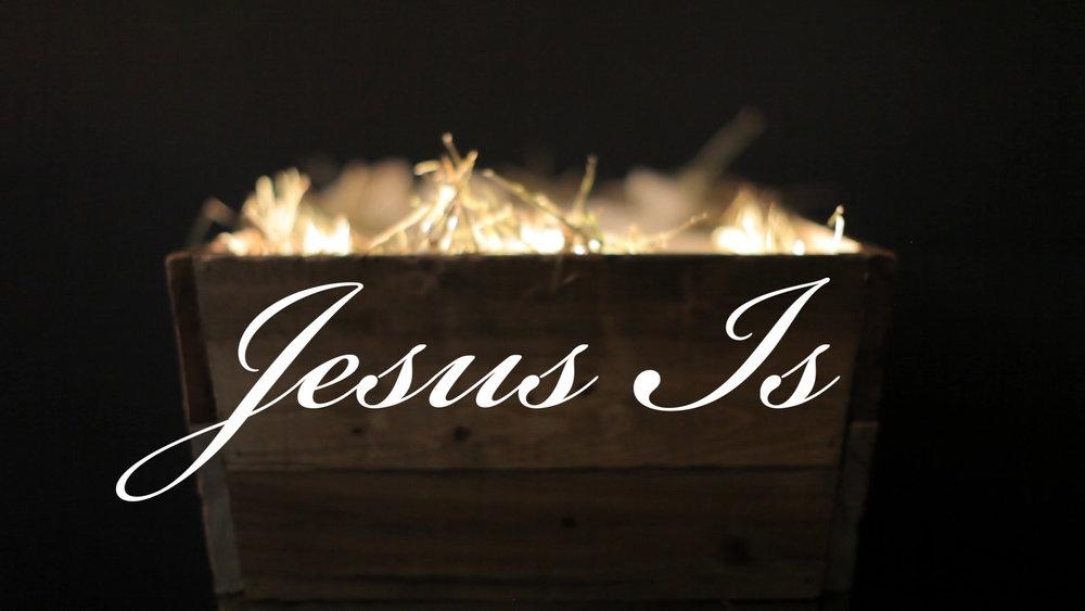 Jesus Is - Brian Haston
