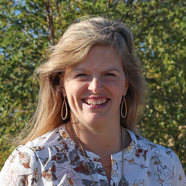 Christy Fitts   Gretna Childrens Leader