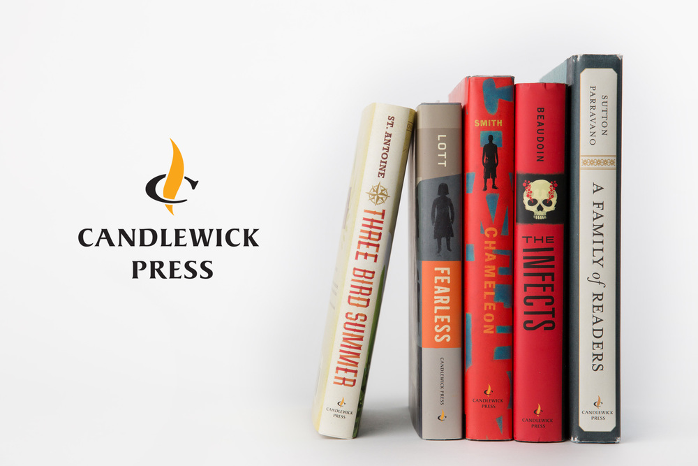 Candlewick Press YA Logo
