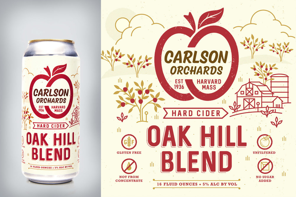 Carlson Orchards Can