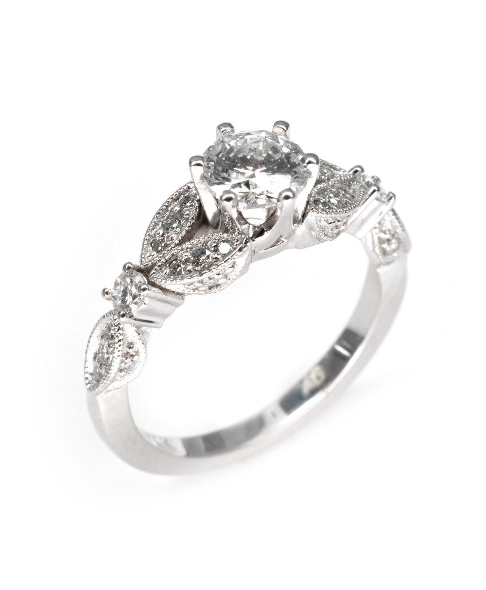 Custom Engagement Rings & Wedding Bands — The Gem Vault