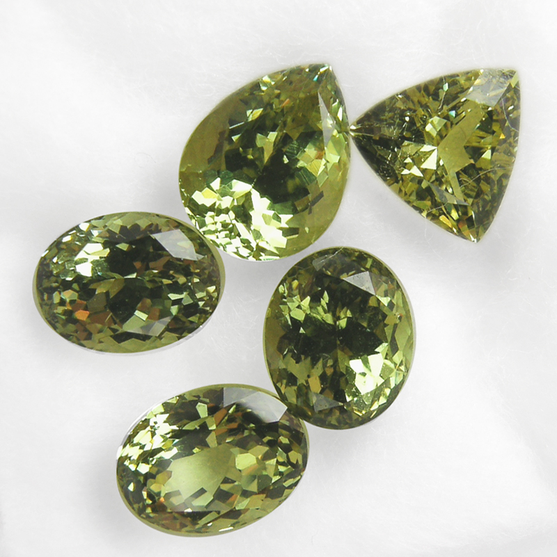 Rare Mali Garnet from The Gem Vault