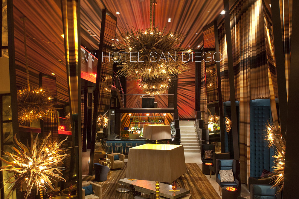 W Hotel, San Diego by Mister Important Design