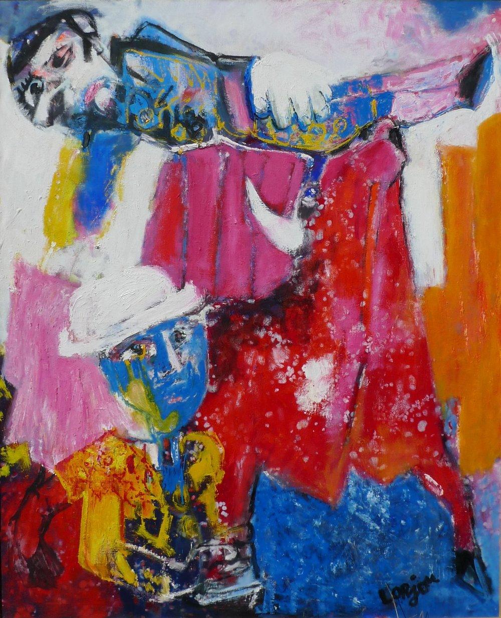 Red bull (1984-85)