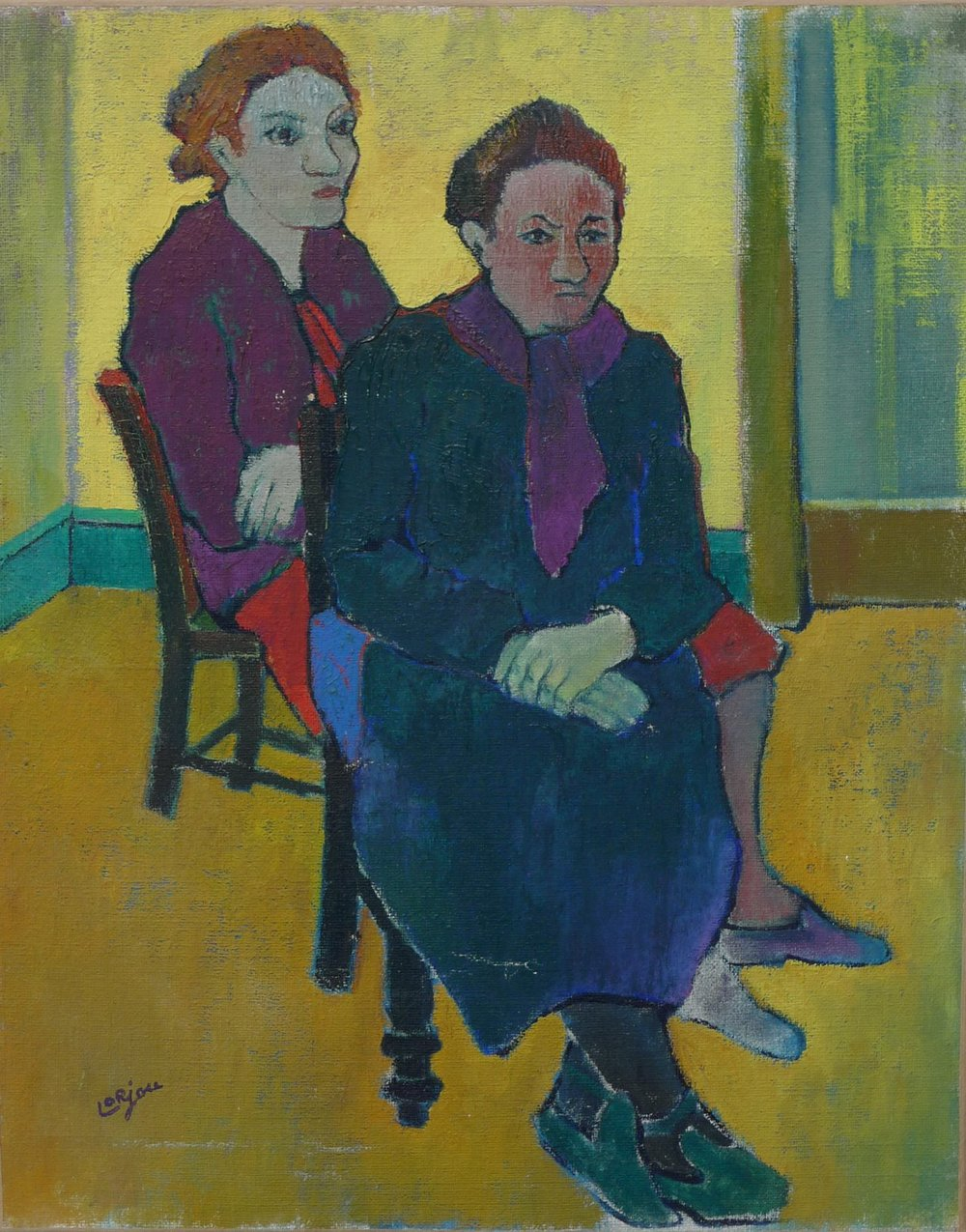 Mother and daughter (1940)