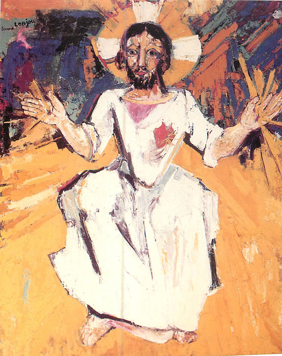 Christ in glory (1953)