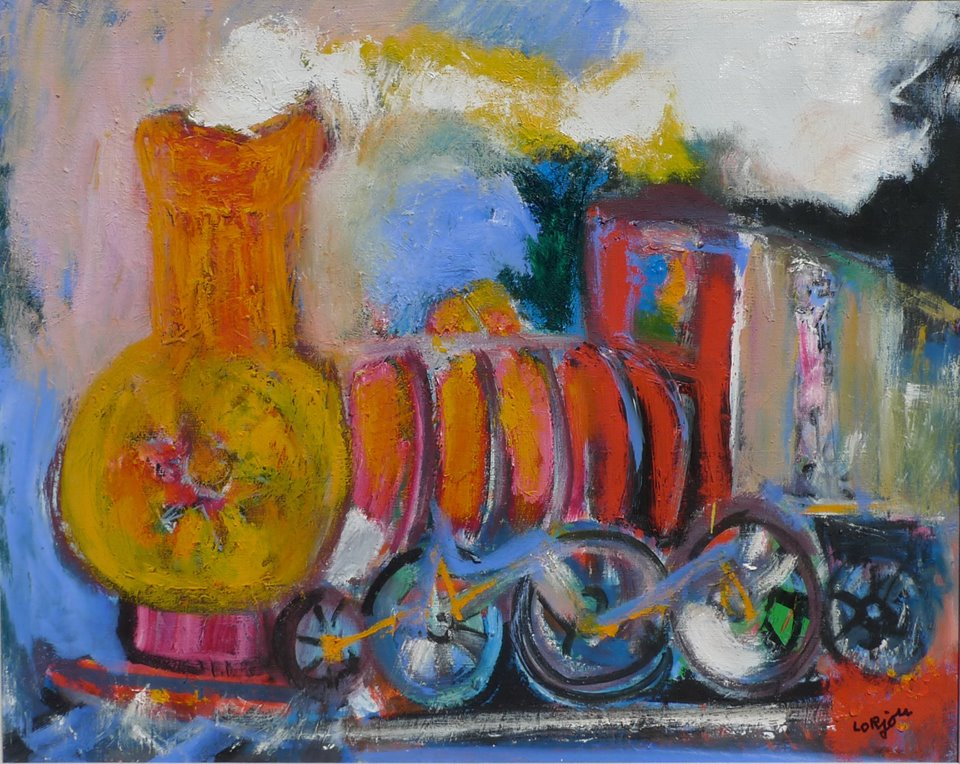 The Locomotive (c.1983-85)