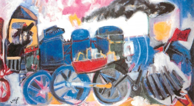 Trans Siberian Blue Train (1983)