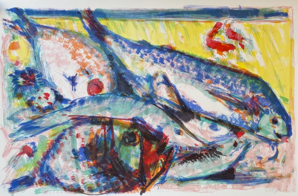Fish (Poissons) (1959)