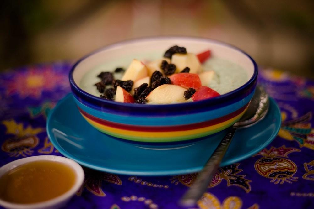 Or delicious apple pie porridge... Yum Yum!