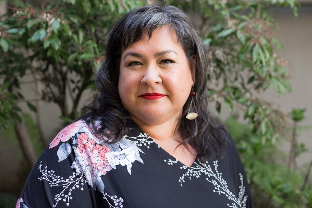 Kim Paulus is an Oakland therapist who works with queer people, people of color and others who have experienced marginalization. She works with issues of anxiety, trauma, transitions, grief and identity.  Photo by  Kristen Murakoshi.