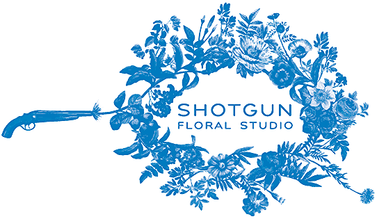 SHOTGUN FLORAL STUDIO + DESIGN HOUSE // BY EMILY READ BENTLEY