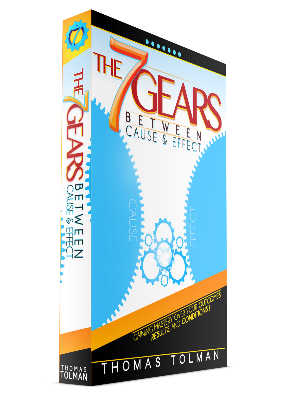 the 7 gears between cause and effect book cover
