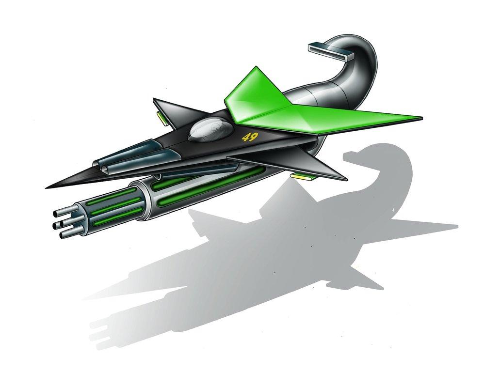 Space Jet Racer