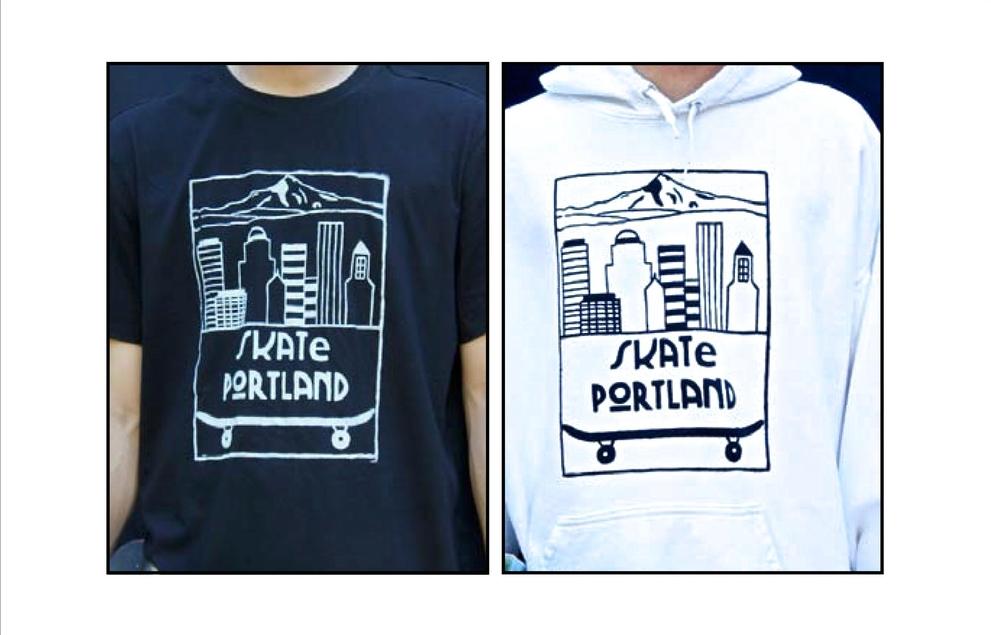 Skate Portland Graphic