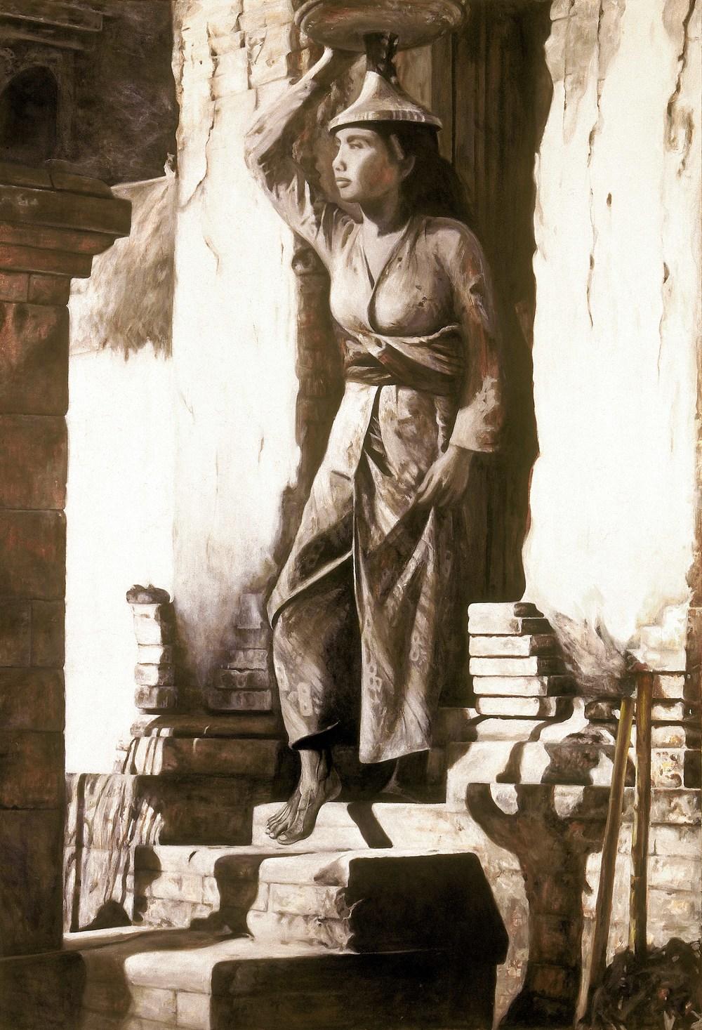 Homage to Balinese Women