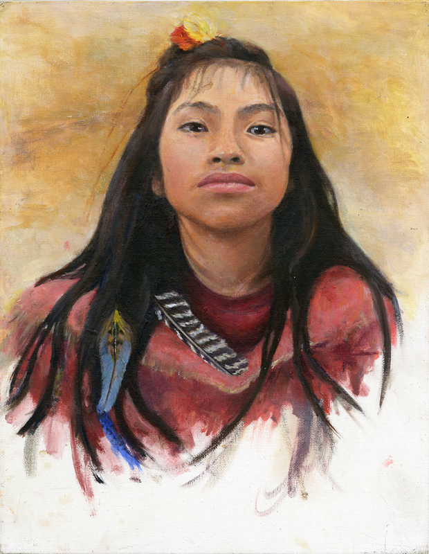 The Chief's Daughter