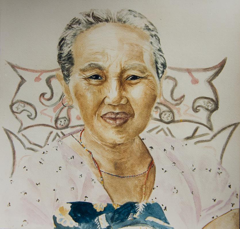 Toraja Woman