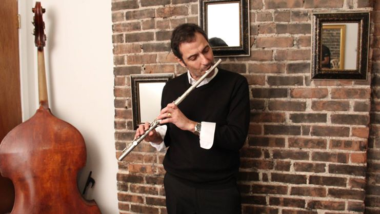 Zé Luis: Flautist, Saxophonist, Producer, Engineer