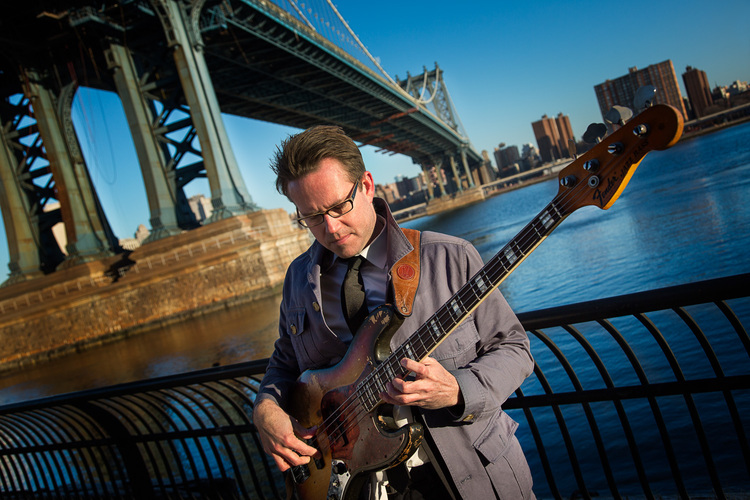 Matt Geraghty, Executive Producer, Bassist, Creator of Trade Winds