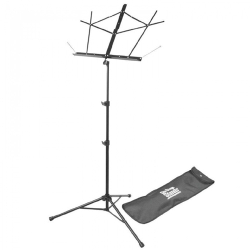 OnStage    Folding Music Stand w  ith included carrying case