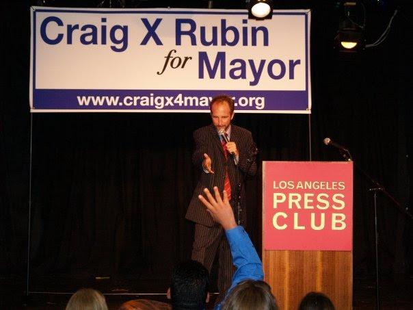 Craig X Rubin
