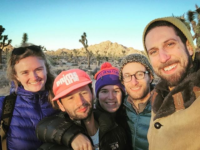Happy New Year from Joshua Tree!