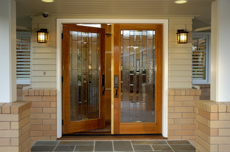 Seattle Entry PatioFrench Door ReplacementFoggy Window Repair